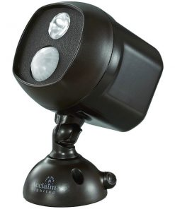 Acclaim Lighting(R) B225BZ Motion-Activated LED Spotlight (Bronze)