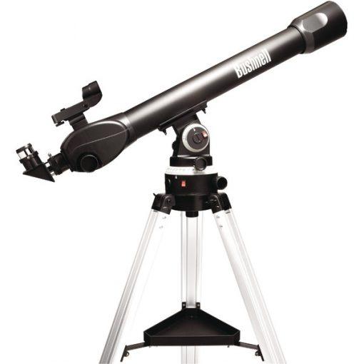 Bushnell(R) 789971 Voyager(R) SkyTour(TM) 800mm x 70mm Refractor Telescope