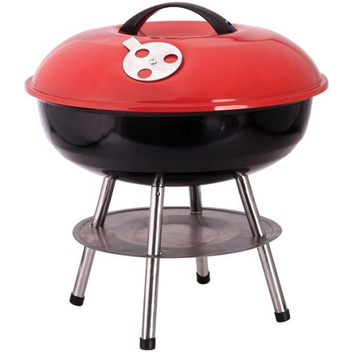 """Brentwood Appliances BB-1401 14"""" Portable Charcoal BBQ Grill"""