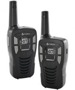 Cobra(R) CX116A 18-Mile 2-Way Radios