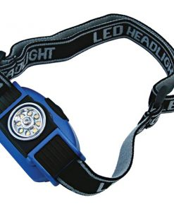 Dorcy(R) 41-2093 42-Lumen 8-LED Multifunctional Headlamp
