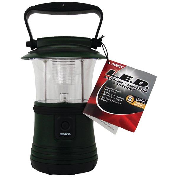 Dorcy(R) 413103 65-Lumen Camping Lantern