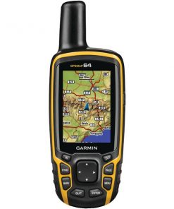 Garmin(R) 010-01199-00 GPSMAP(R) 64 Worldwide GPS Receiver