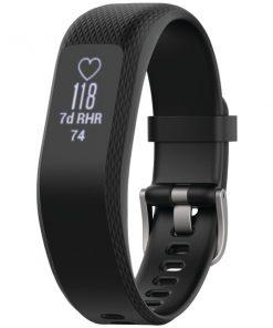 Garmin(R) 010-01755-10 vivosmart(R) 3 (Black