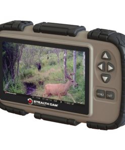 Stealth Cam(R) STC-CRV43 SD(TM) Card Reader/Viewer