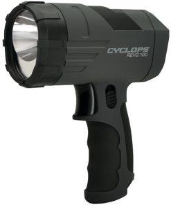 Cyclops(R) CYC-X700SLA 700-Lumen REVO Handheld Rechargeable Spotlight