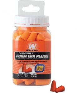 Walker's Game Ear(R) GWP-FP-50PK Foam Ear Plugs