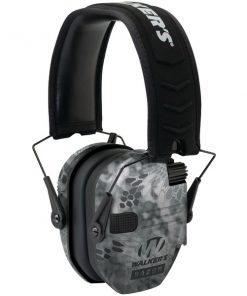 Walker's Game Ear(R) GWP-RSEM-KPT Razor Series(R) Slim Shooter Electronic Folding Muff (Kryptek Camo)