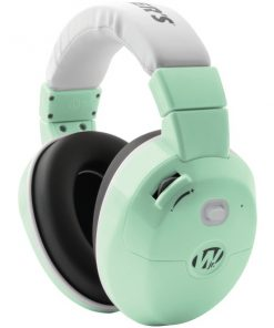 Walker's Game Ear(R) GWP-YAM-MNT Youth Active Muff (Mint)