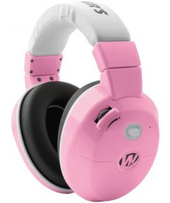 Walker's Game Ear(R) GWP-YAM-PK Youth Active Muff (Pink)
