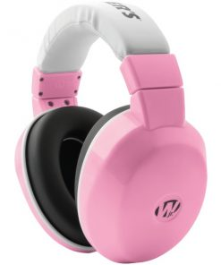 Walker's Game Ear(R) GWP-YM-PK Youth Passive Muff (Pink)