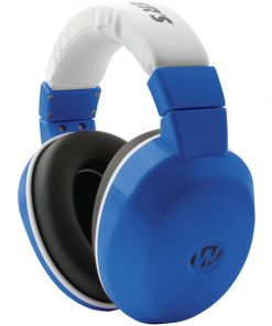 Walker's Game Ear(R) GWP-YM-RY Youth Passive Muff (Royal Blue)