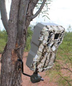 HME(TM) HME-ETCH Easy-Aim Trail Camera Holder