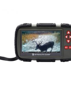 Stealth Cam(R) STC-CRV43X 720p Touch-Screen SD(TM) Card Viewer