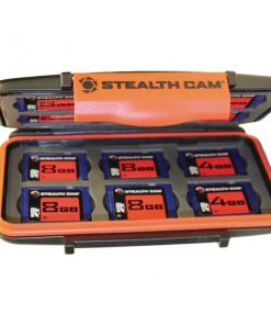 Stealth Cam(R) STC-MCSC Memory Card Storage Case