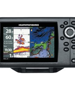 Humminbird(R) 410210-1 HELIX(R) 5 CHIRP GPS G2 Fishfinder