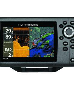 Humminbird(R) 410220-1NAV HELIX(R) 5 CHIRP DI GPS G2 Fishfinder with Navionics(R)