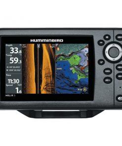 Humminbird(R) 410230-1 HELIX(R) 5 CHIRP SI GPS G2 Fishfinder
