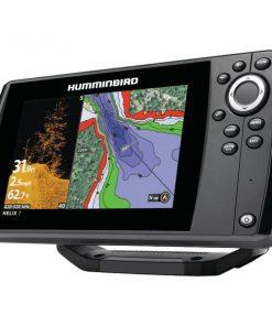 Humminbird(R) 410300-1 HELIX(R) 7 CHIRP DI GPS G2 Fishfinder