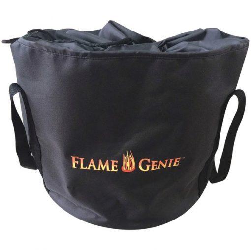 FlameGenie(TM) FG-T Flame Genie(TM) Canvas Tote