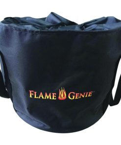 FlameGenie(TM) FG-T19 Flame Genie INFERNO(TM) Canvas Tote