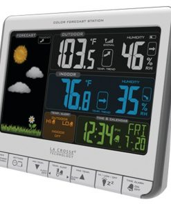 La Crosse Technology(R) 308-1412S Color Weather Station
