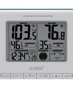 La Crosse Technology(R) 308-1711BL Wireless Weather Station
