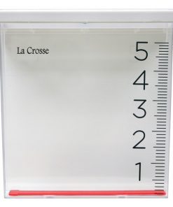 La Crosse McCormick 705-109 Waterfall Rain Gauge