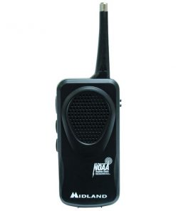 Midland(R) HH50B Portable Pocket Emergency Weather Alert Radio