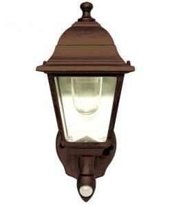 MAXSA(R) Innovations 46219 Motion-Activated Wall Sconce (Bronze)