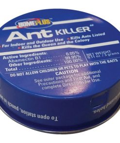 Home Plus(R) 4PK-METAL-AB Ant Control