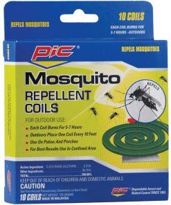 PIC(R) C-10-12 Mosquito Repellent Coils