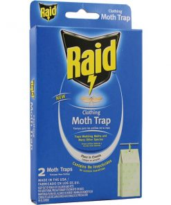 PIC(R) CMOTHRAID Raid Clothing Moth Trap