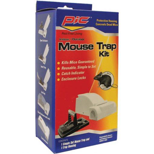 PIC(R) MTK Housing Mouse Trap Kit