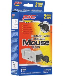 PIC(R) POMT Humane Catch-&-Release Mouse Trap