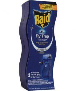 PIC(R) SFLY-RAID Plastic Fly Trap