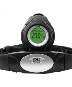 Pyle Pro(R) PHRM38BK Heart Rate Monitor Watch with Minimum