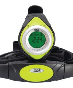 Pyle Pro(R) PHRM38GR Heart Rate Monitor Watch with Minimum