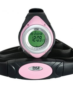 Pyle Pro(R) PHRM38PN Heart Rate Monitor Watch with Minimum
