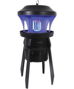 Serene Life AZPSLBZ25 330 Square-Ft Indoor/Outdoor Electric Bug Zapper