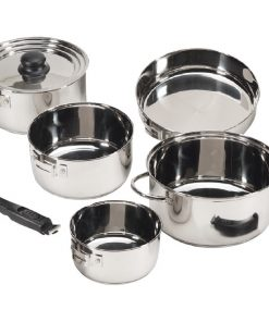Stansport(TM) 369 7-Piece Cook Set