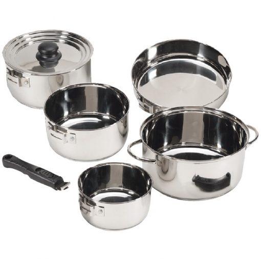Stansport(TM) 369 7-Piece Cook Set