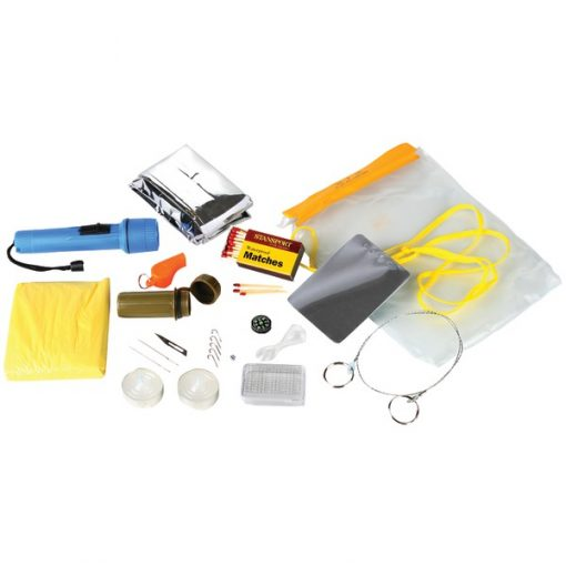 Stansport(TM) 625 Emergency Survival Kit