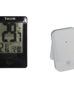 Taylor(R) Precision Products 1730 Indoor/Outdoor Digital Thermometer with Remote