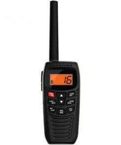 Uniden(R) ATLANTIS 270 Floating Handheld 2-Way Marine Radio