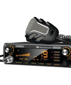 Uniden(R) BEARCAT 980SSB CB Radio with SSB