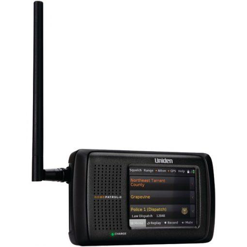 Uniden(R) HomePatrol-2 HomePatrol(TM) 2 Handheld Scanner