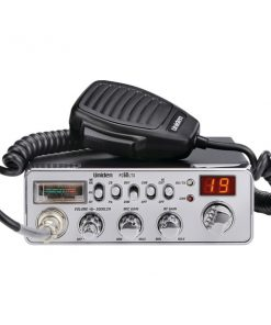 Uniden(R) PC68LTX 40-Channel CB Radio (Without SWR Meter)