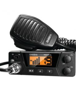 Uniden(R) PRO505XL 40-Channel Bearcat(R) Compact CB Radio