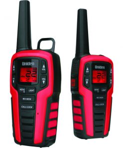 Uniden(R) SX327-2CK 32-Mile 2-Way FRS/GMRS Radios (No Headsets)
